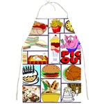 food2 Full Print Apron