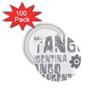 Argentina tango 1.75  Button (100 pack)