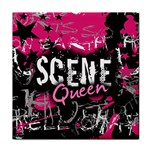 Scene Queen Tile Coaster