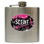 Scene Queen Hip Flask (6 oz)