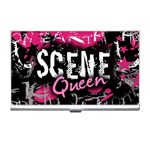 Scene Queen Business Card Holder