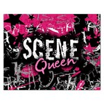 Scene Queen Jigsaw Puzzle (Rectangular)