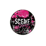 Scene Queen Hat Clip Ball Marker (4 pack)