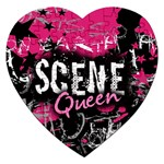 Scene Queen Jigsaw Puzzle (Heart)