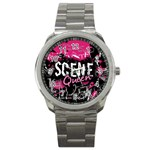 Scene Queen Sport Metal Watch
