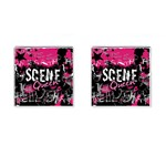 Scene Queen Cufflinks (Square)