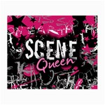 Scene Queen Glasses Cloth (Small, Two Sides)