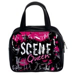 Scene Queen Classic Handbag (Two Sides)