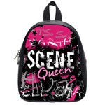 Scene Queen School Bag (Small)