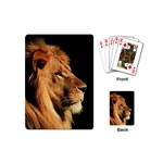 Lion Playing Cards (Mini)