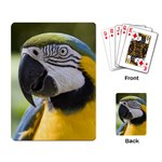 Parrot Playing Cards Single Design