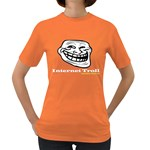 Internet Troll Women s Dark T-Shirt