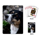Australian Cattle Dog Playing Cards Single Design