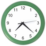 Roseanne Color Wall Clock