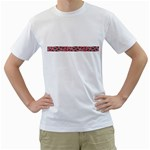 Add Your Text to the Mangotipi White T-Shirt