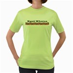 Ngati Whatua Women's Green T-Shirt