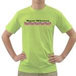 Ngati Whatua Green T-Shirt