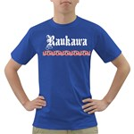 Raukawa with Mangopare Dark T-Shirt