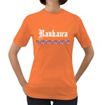 Raukawa with Mangopare Women's Dark T-Shirt