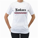 Raukawa with Mangopare Women's T-Shirt
