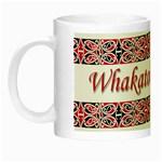 Whakatohea Te Iwi Night Luminous Mug