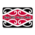 Nau Mai Haere Mai Small Door Mat