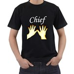 Chief Ringa Wera Black T-Shirt