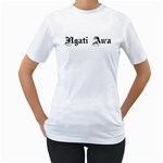Ngati Awa Paua Highlights Women's T-Shirt