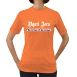Ngati Awa with Kaperua Design Women's Dark T-Shirt