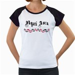 Ngati Awa with Kaperua Design Women's Cap Sleeve T