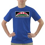 Tuhoe Flag Dark T-Shirt