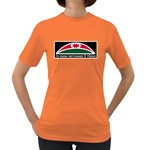 Tuhoe Flag Women's Dark T-Shirt