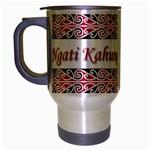Ngati Kahungunu Ki Wairoa Travel Mug (Silver Gray)