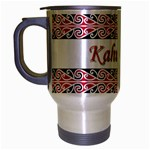 Kahungunu Travel Mug (Silver Gray)
