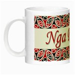 Nga Ruahine Night Luminous Mug