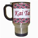 Kai Tahu Te Iwi Travel Mug (White)