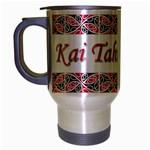 Kai Tahu Te Ikoa Travel Mug (Silver Gray)