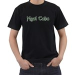 Ngai Tahu Pounamu Design Black T-Shirt
