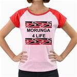 Morunga 4 Life Women's Cap Sleeve T-Shirt