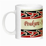 Poukura - Ngati Parekawa Night Luminous Mug