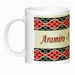 Aramiro - Ngati Mahanga Night Luminous Mug