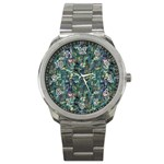 Paua Sport Metal Watch