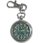 Paua Key Chain Watch