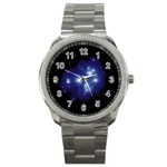 Matariki Sport Metal Watch