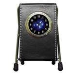 Matariki Pen Holder Desk Clock