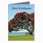 Meri Kirihimete - Merry Christmas Greeting Cards (Pkg of 8)