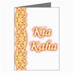 Kia Kaha with Mangotipi Greeting Card (Pk of 8)