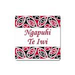 Ngapuhi Te Iwi Magnet (Square)