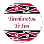 Tuwharetoa Te Iwi Magnet 5