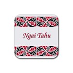 Ngai Tahu Rubber Square Coaster (4 pack)